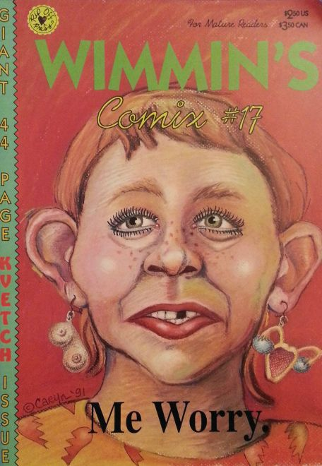 Wimmin´s Comix 17
