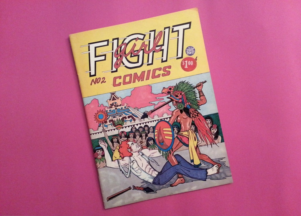 fight girl comics 2 1