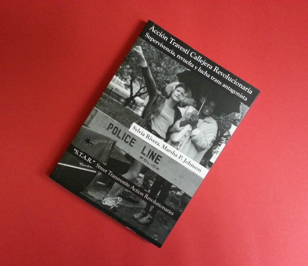 acción travesti callejera revolucionaria libro