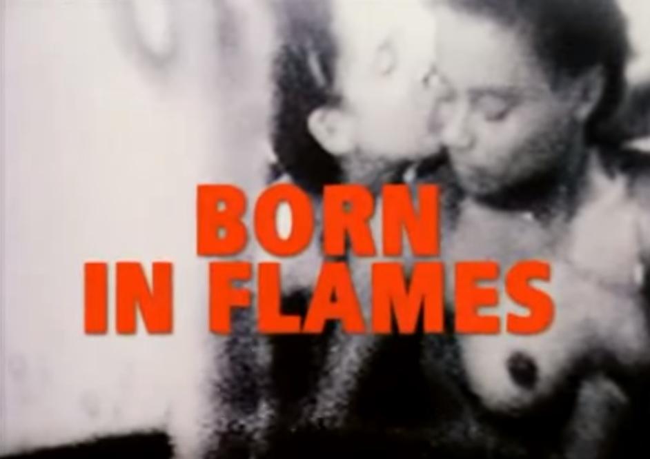 born in flames clip 4