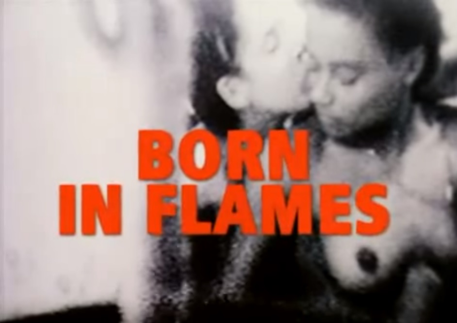 born in flames clip 4