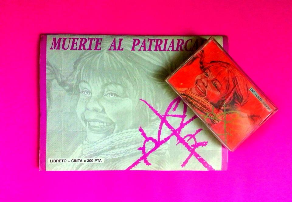 muerte al patriarcado fanzine punk cinta cassette