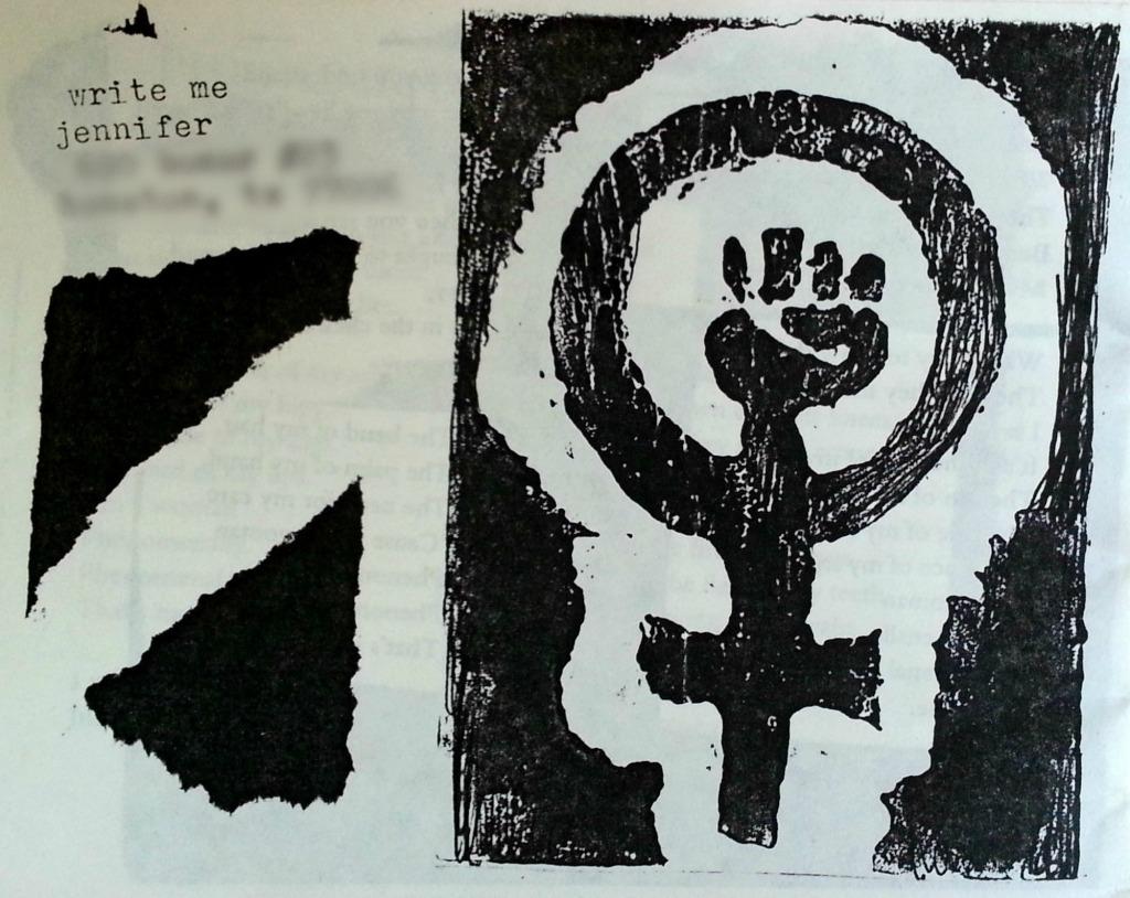 my feminist roots fanzine zine